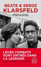 Beate et Serge Klarsfeld - Mémoires